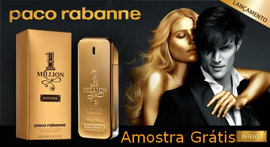 Amostra Gratis One Million Paco Rabanne